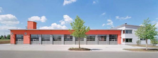 Feuerwehrhausgesamt